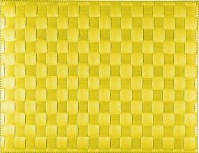 317Прямоугольный плетеный коврик